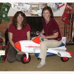 After - Bonnie & Barb Re-enact Atomic Missile Christmas